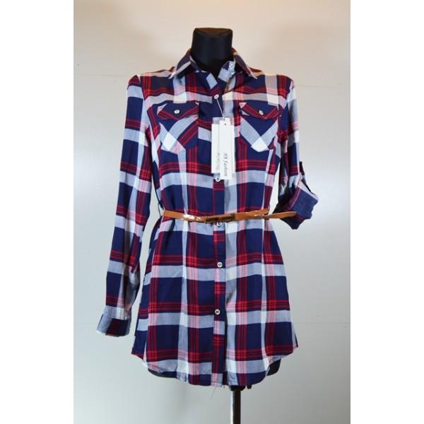 Moteriški marškiniai su dirželiu HIBI