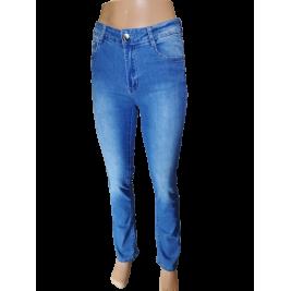 """Moteriški tiesaus kirpimo džinsai """"Sunbird"""" , šviesiai mėlyni"""