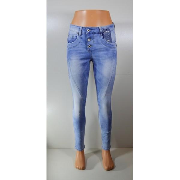 "Moteriški džinsai ""VS.MISS"" aukštu liemeniu"