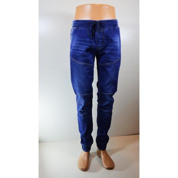 Vyriški džinsai TTN BLUE su guma