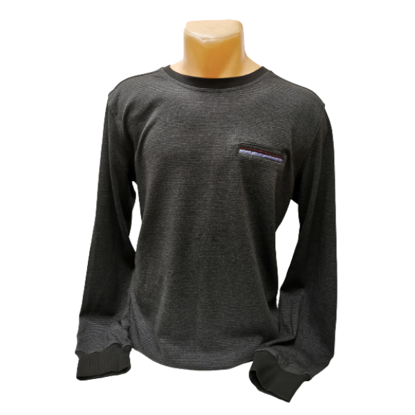 Vyriškas plonas, šiltas megztinis British