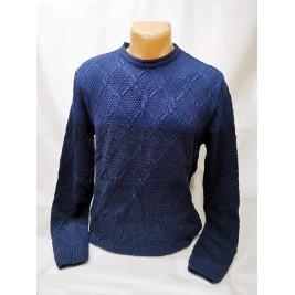Vyriškas mėlynas megztinis VIPstones
